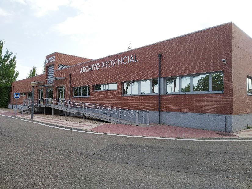 fachada edificio archivo